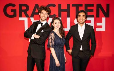 Nominees GrachtenfestivalPrijs 2020 announced