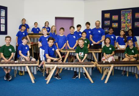 Marimba Groups International School of Amsterdam